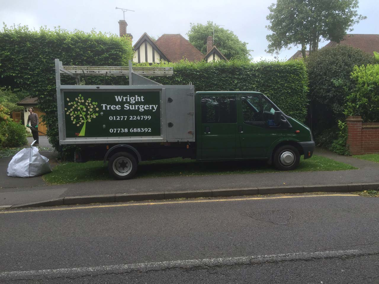 image showing For prompt response and value for money tree surgery in or near Brentwood, Essex